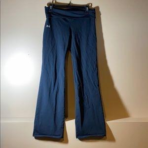Under armour yoga pants medium black